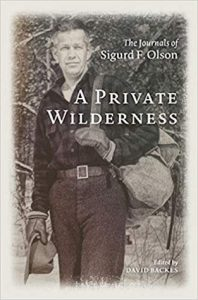 Cover image of A Private Wilderness